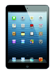 Apple iPad mini Tablet 16GB w/WiFi - Slate/Black - Engraved