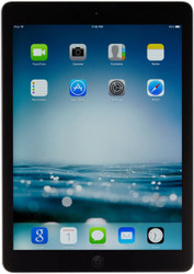 Apple iPad Air with Retina Display ME993LL/A (16GB, Wi-Fi, Verizon Cellular, Slate Gray/Black)