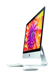iMac 27-Inch Desktop w.Solid State Drive (3.5Ghz Core i7 Quad Core, 16GB RAM, 4GB Video, 500GB SSD, Thunderbolt 2)