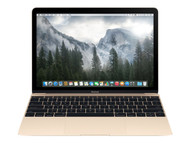 "Apple 12"" Retina MacBook w.AppleCare (8 GB RAM, 256 GB SSD, Gold)"