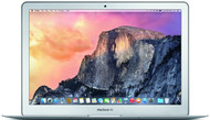 Apple MacBook Air 13.3-Inch Laptop (1.6 Ghz Core i5, 4 GB RAM, 128 GB SSD), Early 2015-2017