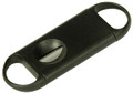 V Cut Cigar Cutter Black
