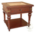 The Scottsdale End Table 300 Count Humidor