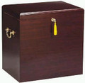 The Vault Junior 500 Count Foot Locker Humidor