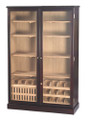 Commercial 4000 Count Display Wall Cabinet Humidor