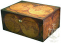 Old World Map 100 Count Humidor