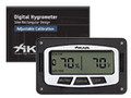 XiKAR 833XI Digital Hygrometer Thermometer Rectangular