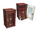 The Charles 150 ct. 7 Drawer Cigar Humidor
