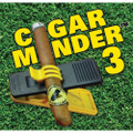CigarMinder Cigar Cart Clip High Viz Yellow