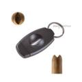 XiKAR VX V-Cut Keychain Cigar Cutter Gunmetal 156GM