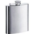 Stainless Steel Liquor Flask - 9 oz.