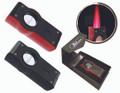 JetLine Touch Table Lighter Quad Flame Black Carbon Fiber