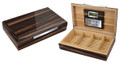 The Vanderbilt 120 ct. Desktop Cigar Humidor