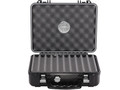 XiKAR 250Xi X15 30-50 Ct. Travel Humidor Black