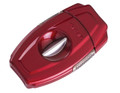 XiKAR VX2 V-Cut Cigar Cutter Red 157RD