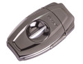 XiKAR VX2 V-Cut Cigar Cutter Gunmetal 157GM
