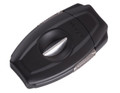 XiKAR VX2 V-Cut Cigar Cutter Black 157BK