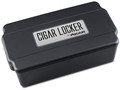 XiKAR 217CL Cigar Locker Travel Humidor Black