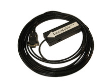ASDQMS RS232 SmartCable with Digimatic input; 25 ft