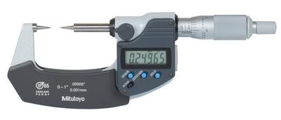 ASDQMS Mitutoyo 342-351-30 IP65 Point Micrometer