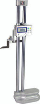 "ASDQMS Mitutoyo 192 Series Digimatic Height Gage; 0-18"" Range"