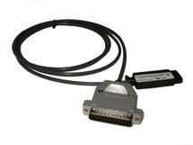 ASDQMS FlashCable® with Digimatic Output for A&D GF Series Precision Balance