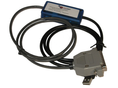 ASDQMS SmartCable Keyboard gage interface for Zygo Z-Mike 1200 Laser Bench Gage
