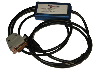 SmartCable™ Keyboard with Excel Output for Mecmesin Orbis Torque Tester
