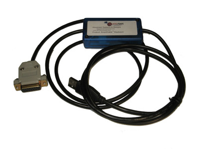 SmartCable™ Keyboard with Excel Output for Mecmesin AFG-1000 Force Gage