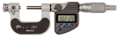ASDQMS Mitutoyo 326-351-10 Screw Thread Micrometer