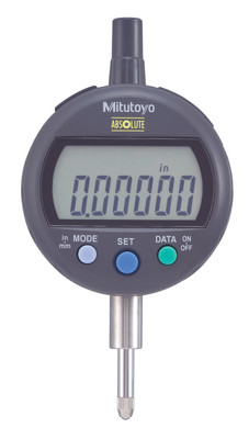 "Mitutoyo 543-392B Switchable Resolution Digimatic Indicator ID-C 0-.500"" Range"