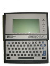 REFURBISHED Genesis QA3000 Handheld Data Collector