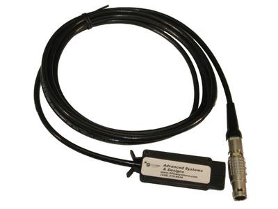 Gage Cable Maxum Plus, Maxum III 10-pin Indicator