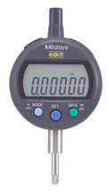 "Mitutoyo 543-392B Switchable Resolution Lug Back Indicator ID-C 0-.500"" Range"