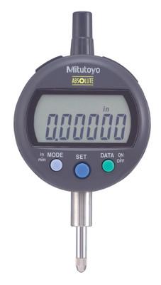"Mitutoyo 543-392B Switchable Resolution Lug Back Indicator ID-C 0-.500"" Range"