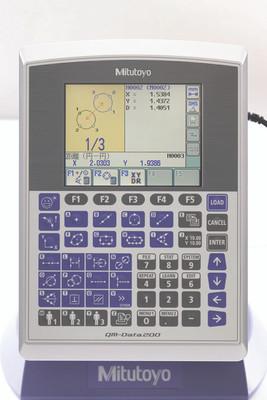 ASDQMS Mitutoyo 264-156A QM-Data200 Processing Unit