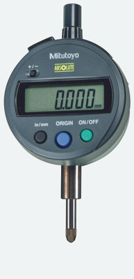 ASDQMS Mitutoyo 543-792B ABSOLUTE ID-S Digimatic Flat Back Indicator