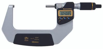 ASDQMS Mitutoyo 293-183-30 QuantuMike Coolant Proof Micrometer