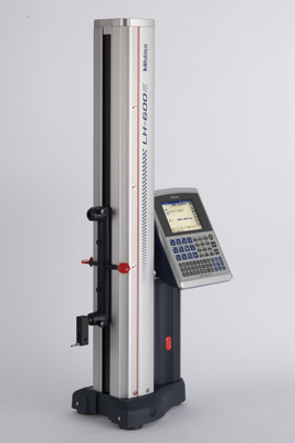 ASDQMS Mitutoyo 518-351A-21 LH-600E Linear Height Gage