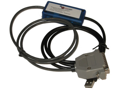 ASDQMS SmartCable USB with Excel Output for Shimadzu UW | UX Balance