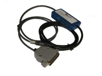 ASDQMS SmartCable USB with Excel Output for Shimadzu AW AX AY Balance