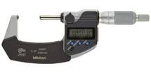 ASDQMS Mitutoyo 395-372-30 Spherical Face Micrometer