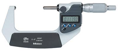 ASDQMS Mitutoyo 395-373-30 Spherical Face Micrometer