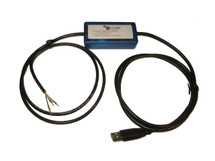 ASDQMS SmartCable USB with Keyboard Output for Weigh-Tronic ZM301 Weight Indicator