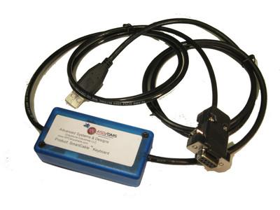 ASDQMS SmartCable USB with Keyboard Output for Hioki 3560 AC HiTester Display