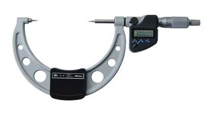 ASDQMS Mitutoyo 342-354-30 IP65 Point Micrometer