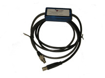 ASDQMS SmartCable with Excel Output for Olympus 38DL Ultrasonic Thickness Gage