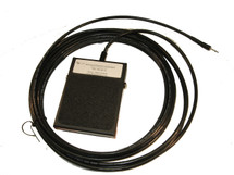 ASDQMS Industrial Footswitch; 15 foot cable