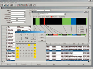 ASDQMS MeasurLink Gage Management v9