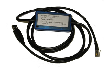 ASDQMS SmartCable with Excel Output for Keyence LK-G Series Navigator